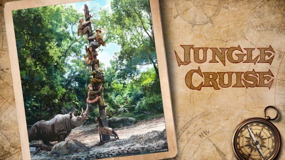 Jungle Cruise Update Walt Disney World and Disneyland 1