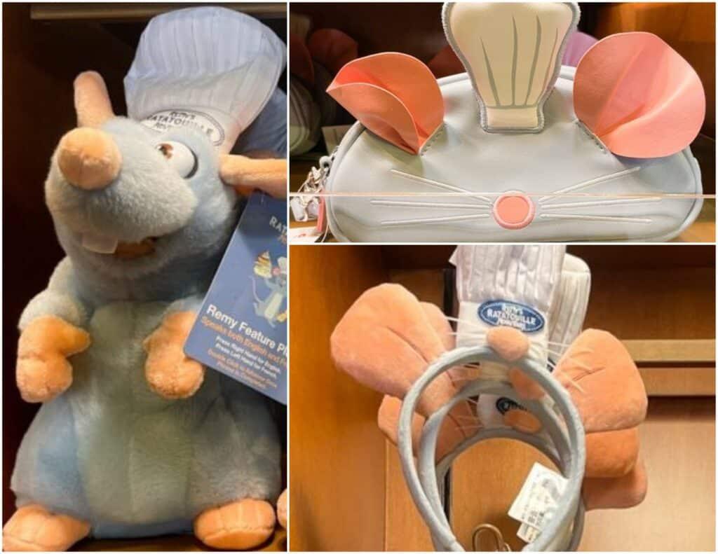 Remy's Ratatouille Adventure Merchandise at Epcot 3