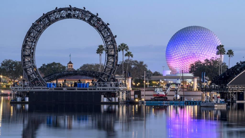 Epcot Harmonious Update Walt Disney World February 2021 2