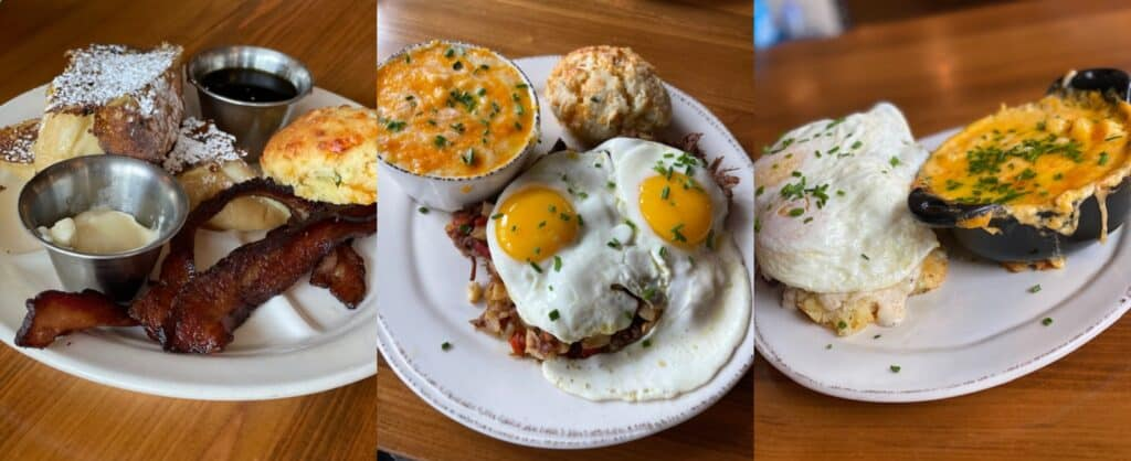Chef Art Smith's Homecomin' Disney Springs Southern Brunch 3