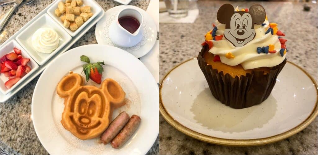 Grand Floridian Cafe at Walt Disney World