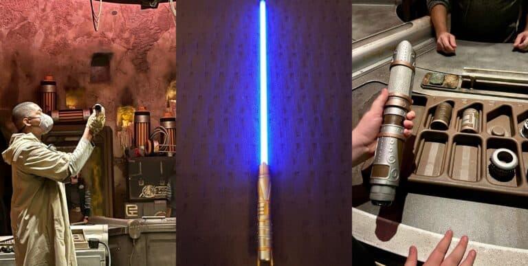 Savi's Workshop at Star Wars: Galaxy's Edge