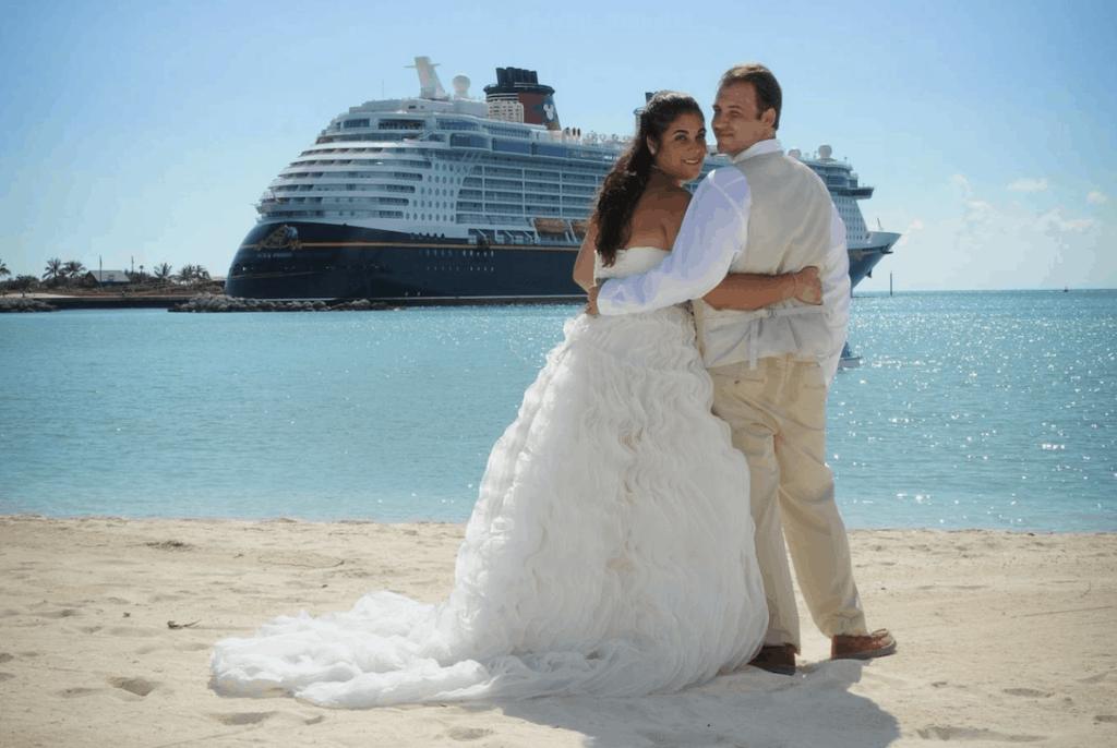 Disney-Fairytale-Wedding-Disney-Cruise-Line-Castaway-Cay