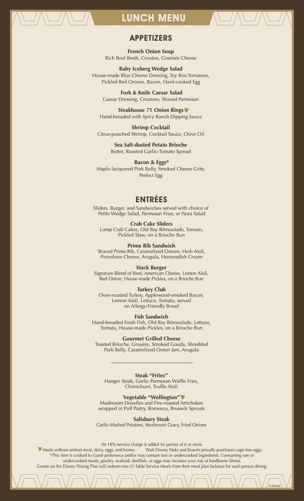 Steakhouse-71-Lunch-Menu